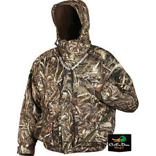 DRAKE WATERFOWL MST STRATA SYSTEMS COAT JACKET MAX-5 CAMO 3XL