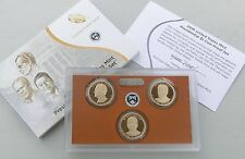 Presidente de estados unidos dólares pp/presidential coin proof/pp coin set 2016