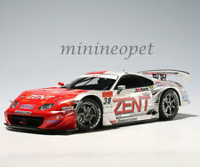 AUTOart 80517 TOYOTA SUPRA SUPER GT 2005 ZENT CERUMO 1/18 DIECAST MODEL CAR RED