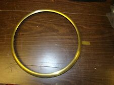 Vintage Brass Bezel Ring for Wall Clock  New Old Stock