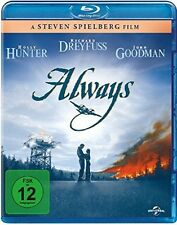 RICHARD/HUNTER,HOLLY/JONSON,BRAD DREYFUSS -ALWAYS  BLU-RAY NEU SPIELBERG,STEVEN