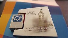 GREAT BRITAIN - OLYMPIC CHAMPION COUNTRY IN LONDON 1908 - ATHENS 2004 GAMES PIN