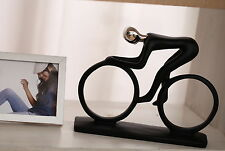 Classic New Originality Resin Bicycle Doll Model Ornament & Gift