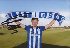 Wigan: William KVIST firmata 6x4 foto ritratto + COA