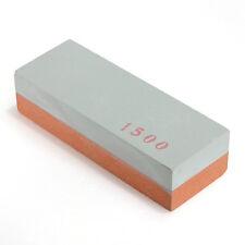 400# 1500# Grit Home Razor Sharpener Stone Whetstone Polishin Double Sides Tool