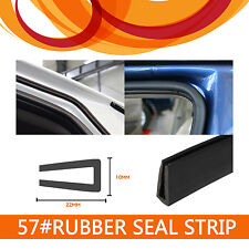 1M RUBBER STRIP EDGE PROTECTOR TRIM WATERPROOF AIR SEAL CAR VAN CARAVANS 57#