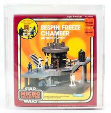 Star Wars Bespin Freeze Chamber Micro Collection AFA 80