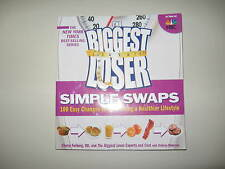 THE BIGGEST LOSER SIMPLE SWAPS BOOK - NEW - PAPER BACK