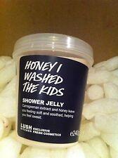 Lush cucina esclusivo Miele ho lavato i bambini doccia Jelly 240g * ESAURITO *