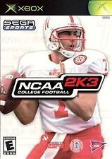 NCAA College Football 2K3 (Xbox)