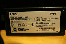 KODAK EASYSHARE SERIES 3 PRINTER DOCK AC POWER ADAPTER ~MODEL HPA-432418A0