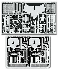 EDUARD 1/35 PHOTO-ETCHED EXTERIOR DETAIL SET for TAMIYA M113 ACAV #35135