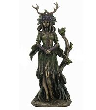 "10"" Guardian Goddess of the Trees Statue Sculpture Figurine Magic Magick"