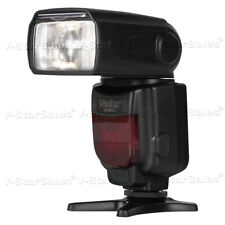Vivitar DF-252 Digital DSLR TTL Flash for Nikon D5200 D5300 D5500 D7100 D7200