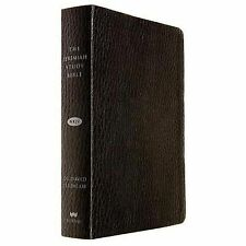 THE JEREMIAH STUDY BIBLE NKJV (BLACK) - DAVID JEREMIAH (PAPERBACK) NEW