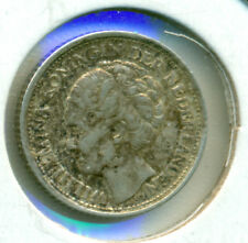 1942 NETHERLANDS 10 CENTS, EXTRA FINE/ALMOST UNCIRCULATED, GREAT PRICE!