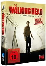 *THE WALKING DEAD - STAFFEL 4 *UNCUT* DEUTSCH *BLU-RAY* NEU/OVP