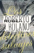 Los detectives salvajes (Vintage Espanol) (Spanish Edition)-ExLibrary