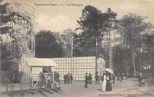 CPA 54 EXPOSITION DE NANCY LE TOBOGGAN N°21