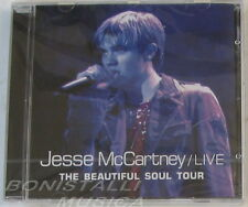 JESSE McCARTNEY - THE BEAUTIFUL SOUL TOUR LIVE - CD Sigillato