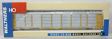 Walthers 932-4863 Thrall 89' Trilevel Auto Carriers Autorack BNSF #711196 HO NOS