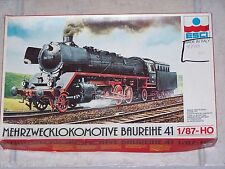 Maquette ESCI 1/87ème-HO MEHRZWECKLOKOMOTIVE BAUREIHE 41