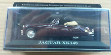 "DIE CAST "" JAGUAR XK 140 "" DREAMS CAR ALTAYA SCALA 1/43"