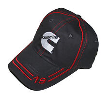Cummins Diesel 19 Visor Charcoal Grey Cap