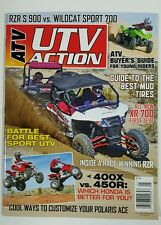 ATV UTV Action Best Mud Tires Young Riders XR700 Test May 2015 FREE SHIPPING JB