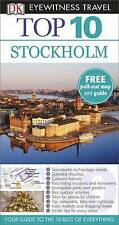 DK Eyewitness Top 10 Travel Guide: Stockholm, , New Book