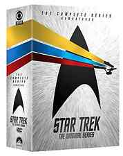 STAR TREK The Original series complete Seasons 1 2 3 Remastered DVD NEW
