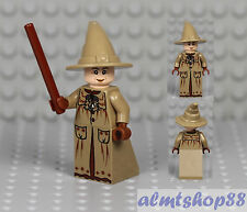 LEGO Harry Potter - Professor Sprout Minifigure w/ Wand Hogwarts 4867