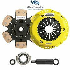 eCLUTCHMASTER STAGE 4 SPRUNG CLUTCH KIT Fits 1995-1998 TOYOTA TERCEL 1.5L 5E-FE