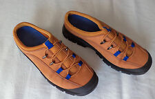 Nike Air Cole Haan Water Proof Orange Leather/Suede Mule/Clogs  Size 8.5B   F528