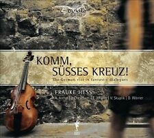 The German Viol in Fantastic Dialogues, New Music