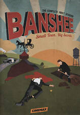 Banshee: The Complete First Season 1 (DVD, 2015, 4-Disc Set)