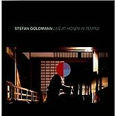 Stefan Goldmann Live At Honen-In Temple CD
