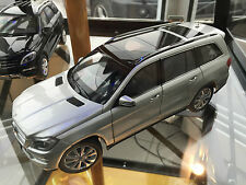 Mercedes-Benz Original Model Car GL-Klasse X166 Irdiumsilber Met.  1:18
