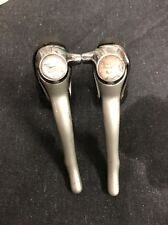 SHIMANO DURA ACE ST-7400 - 8 SPEED STI - 2x8 combo SHIFTERS & BRAKE LEVERS