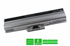 Sony Vaio Vgn-aw, Vgn-bz, Vgn-cs, Vgn-fw, Vgn-ns, Vgn-sr Laptop Battery
