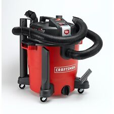 Wet Dry Vac Craftsman XSP 12 Gallon 5.5 Peak HP Shop Vacuum Garage Clean