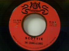 "STRING-A-LONGS ""SCOTTIE / MINA BIRD"" 45"