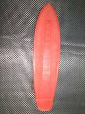 VINTAGE 70-80 SANCHESKI TOP NARANJA - SKATEBOARD - OLD SCHOOL -MADE IN SPAIN-VTG