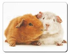 Guinea Pig Print Computer Mouse Mat Christmas Gift Idea, GIN-2M