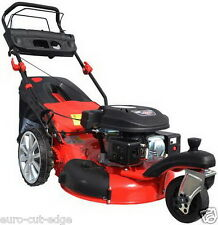 manoeuvrable 3 wheels BIG WHEELER LAWNMOWER TRIKE 515D 4in1-140cc 2700w Cut508mm