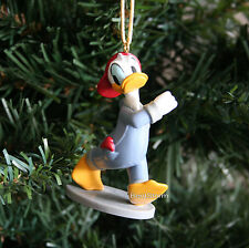 Disney Mickey Mouse Clubhouse Carwash Donald Duck Christmas Ornament PVC Figure