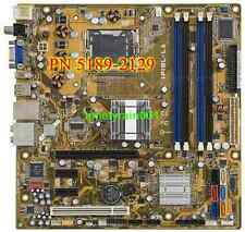 PN 5189-2129 Motherboard Berkeley-GL8E IPIBL-LA for HP ASUS G33 775-pin