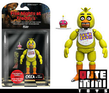 """FUNKO FIVE NIGHTS AT FREDDY'S CHICA 5"""" ARTICULATED ACTION FIGURE 8847 - IN STOCK"""