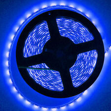 12V Waterproof LED Strip Light 5M 300 LEDs For Boat / Truck / Car/ Suv / Rv Blue