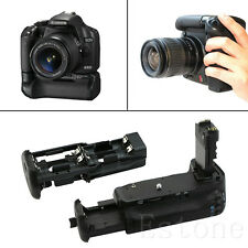 Pro Vertical Holder Battery Grip For Canon EOS 60D DSLR BG-E9 BGE9 New